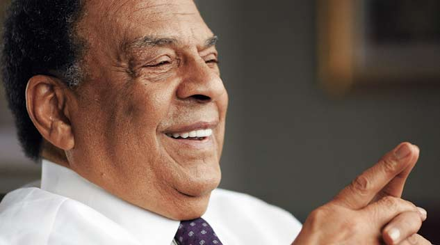 Invested in a Vision: Civil Rights Pioneer Andrew Young