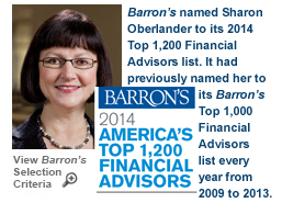 Barron's Top 1000 Financial Advisors